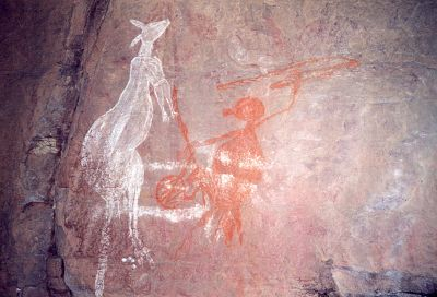 Aboriginal Rock Art N.T